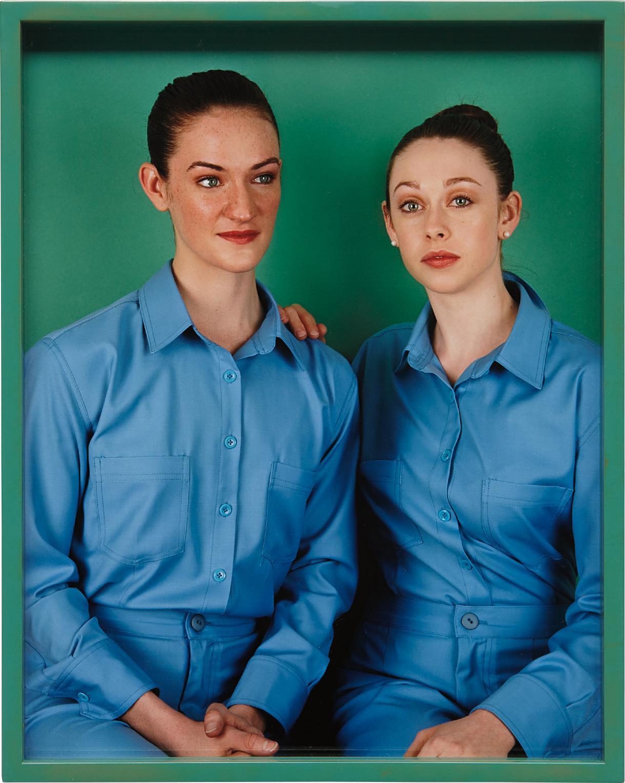 Elad Lassry-Women (055, 065)-2012
