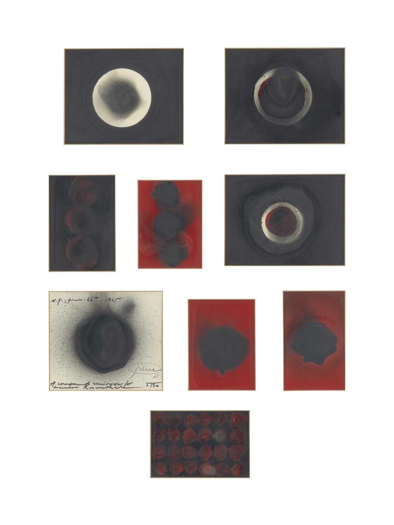 Otto Piene-Untitled-1965
