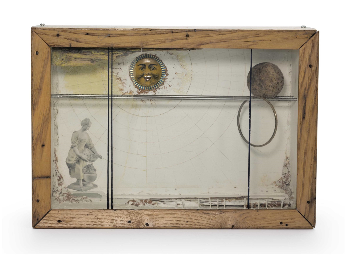Joseph Cornell-Untitled (Sun Box)-1958