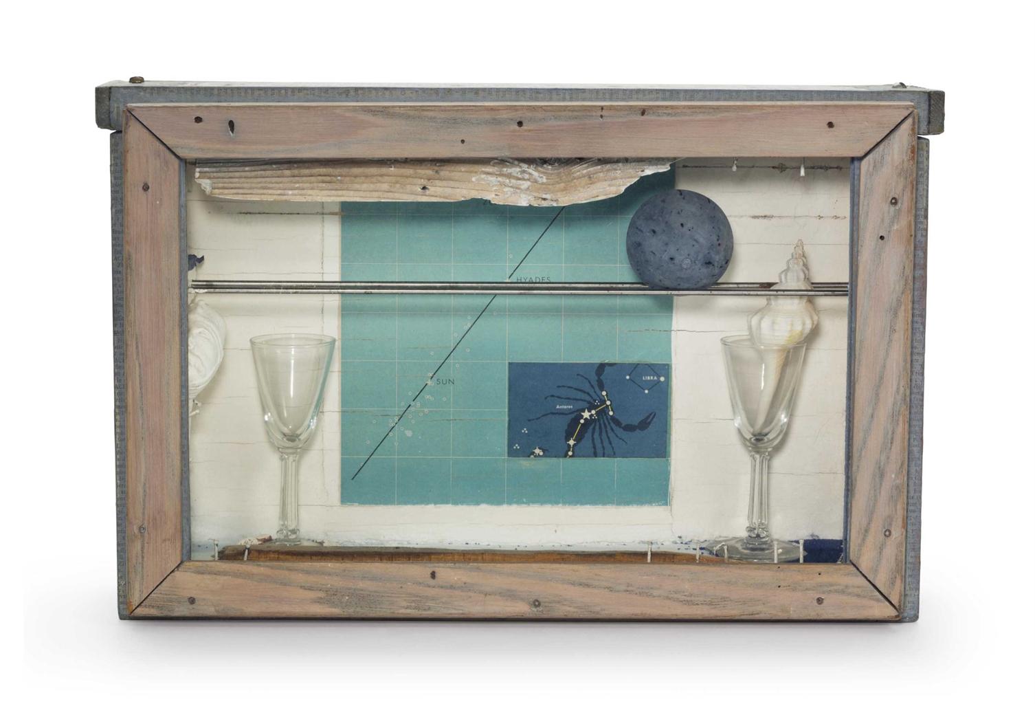 Joseph Cornell-Untitled (Soap Bubble Set)-1959