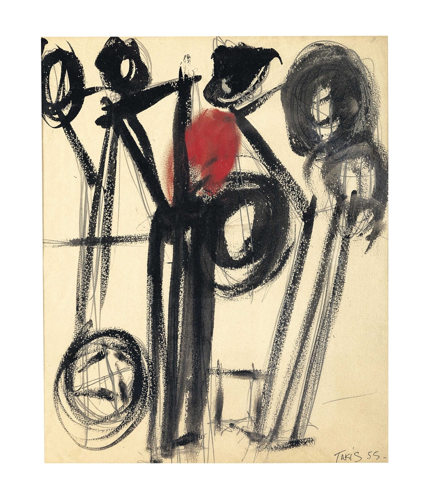 Takis-Untitled-1957