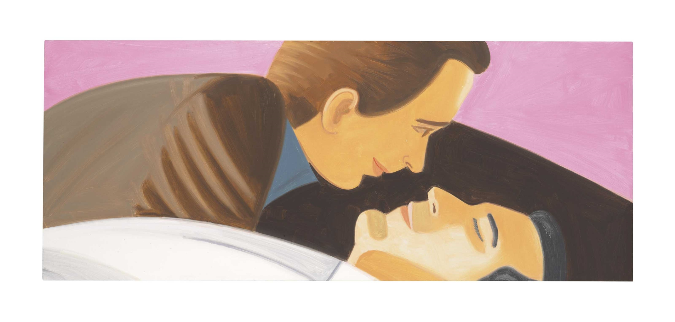 Alex Katz-Study for Billboard-2005