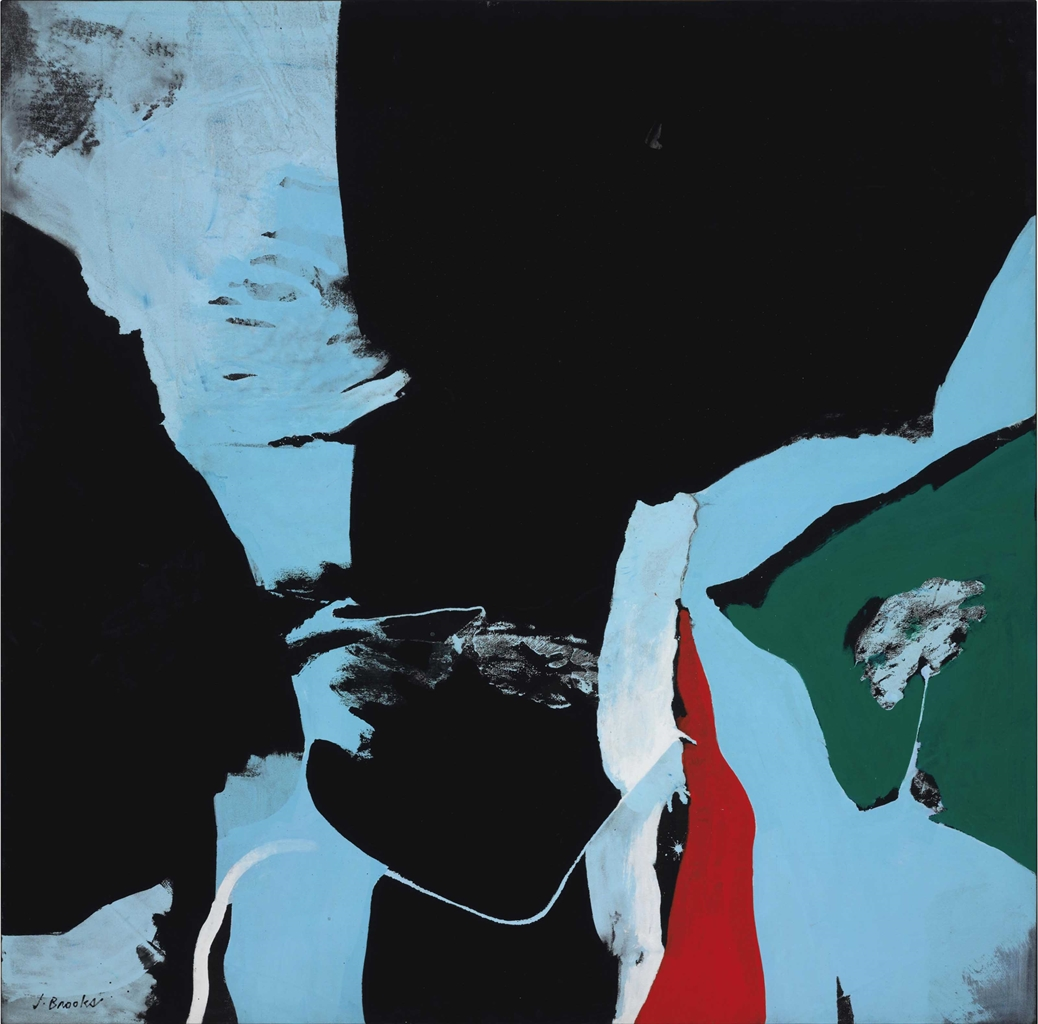 James Brooks-Panah-1980