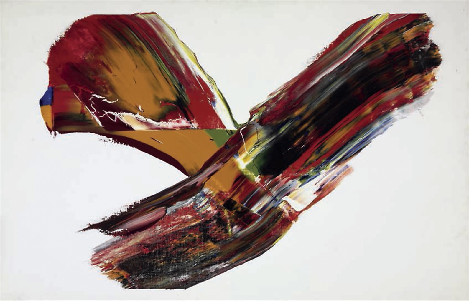 Paul Jenkins-Phenomena Rope the Wind-1979