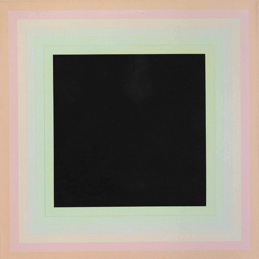 Richard Anuszkiewicz-Eclipse III-1979