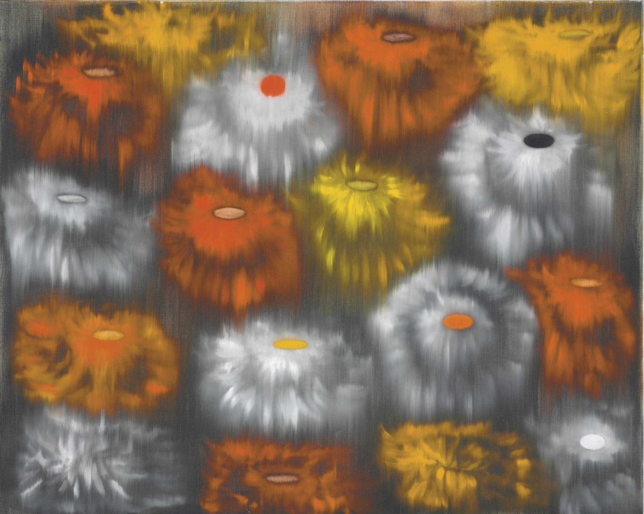 Ross Bleckner-Untitled-1996