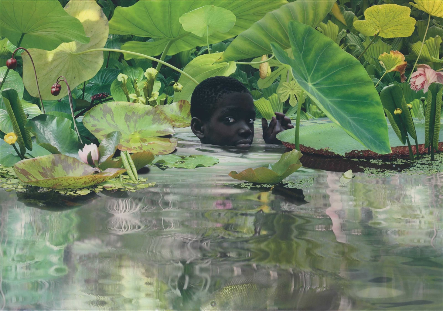 Ruud Van Empel-World #8-2005