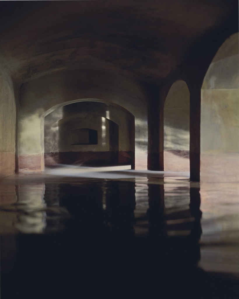 James Casebere-Nevisian Underground #1-2001