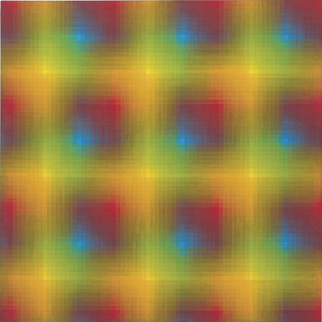 Peter Schuyff-Untitled-1987