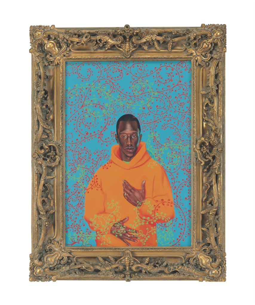 Kehinde Wiley-Untitled-2003
