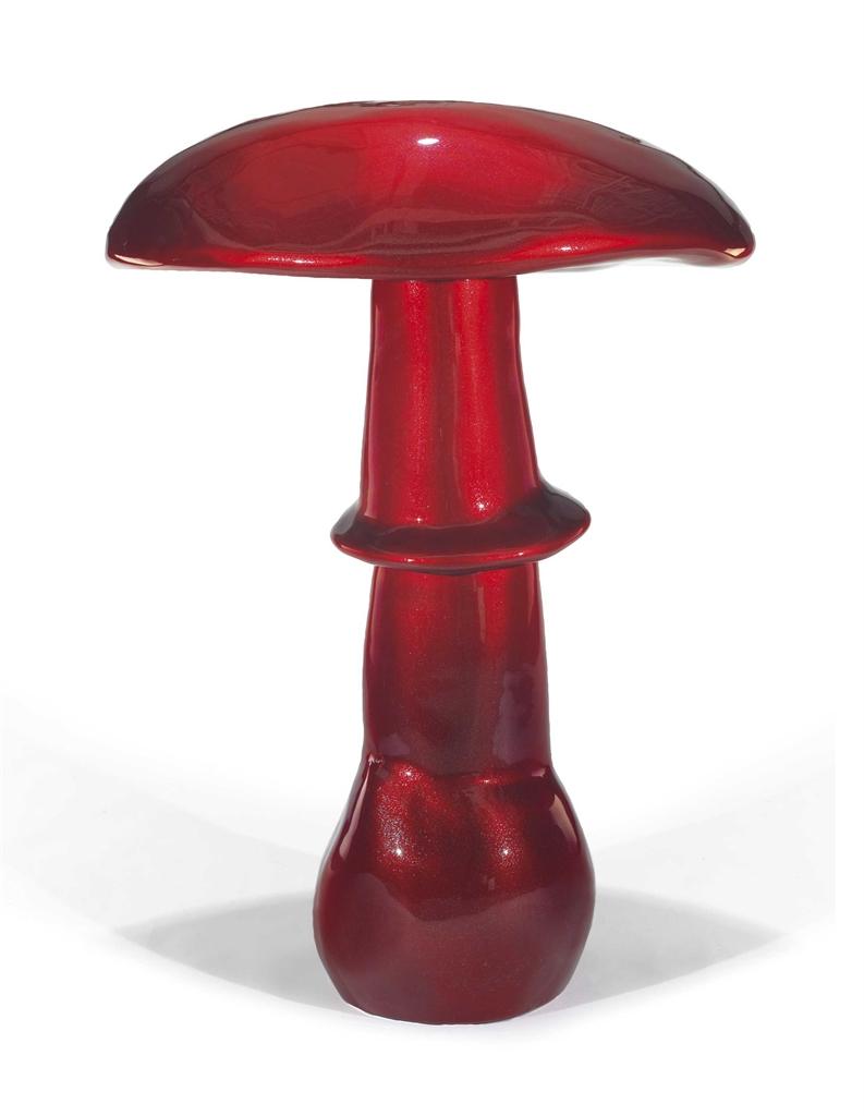 Sylvie Fleury-Mushroom-2006
