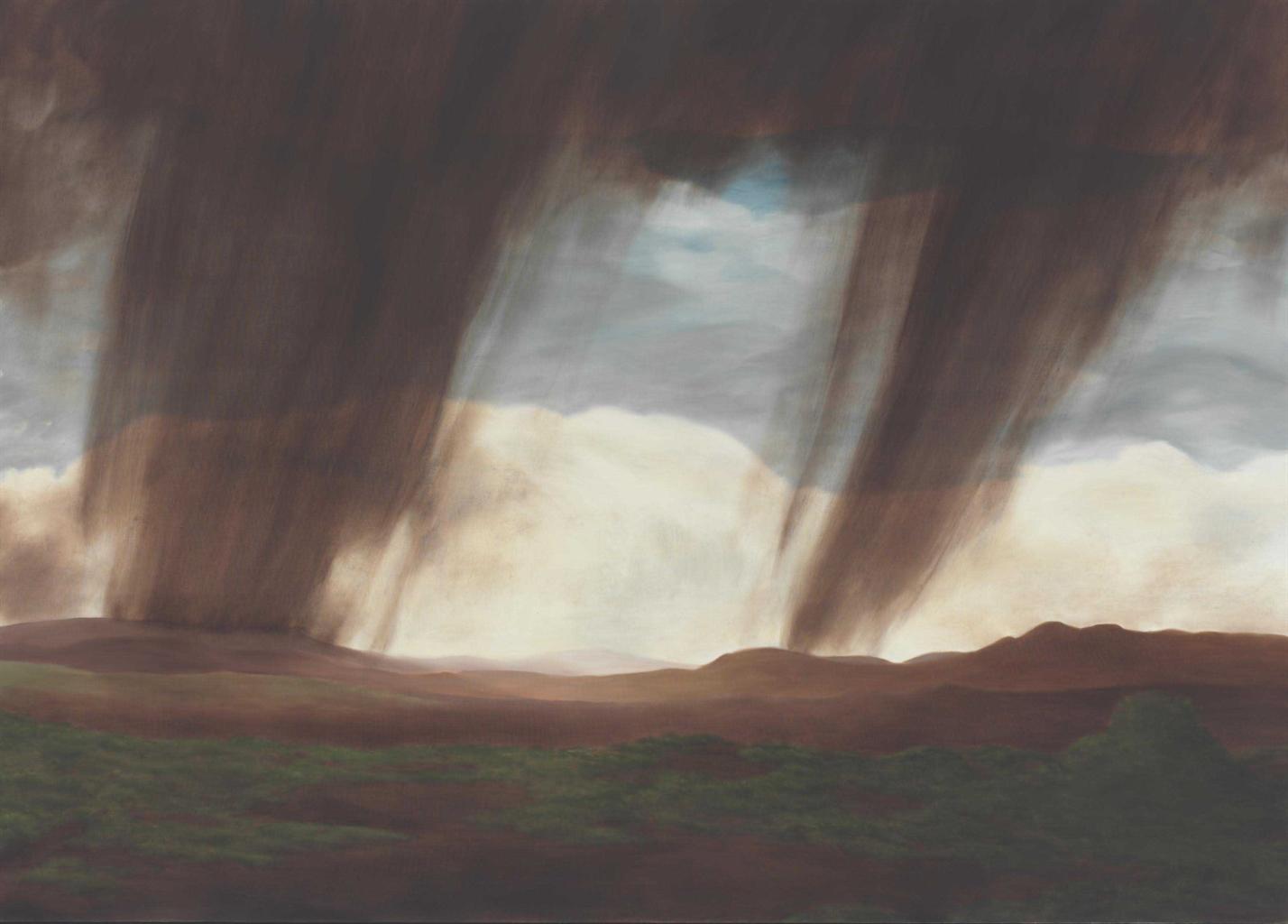 April Gornik-Rain and Dust-1985