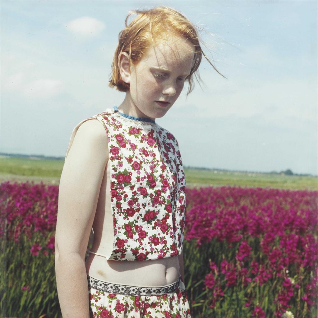 Hellen van Meene-Untitled #36-1998