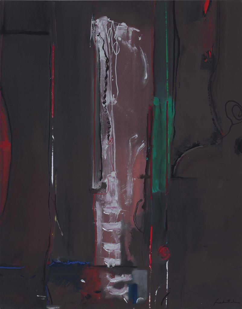 Helen Frankenthaler-The Strand-1986