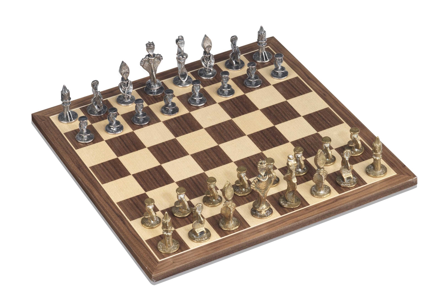 Dorothy Dehner-Chess Set-1957