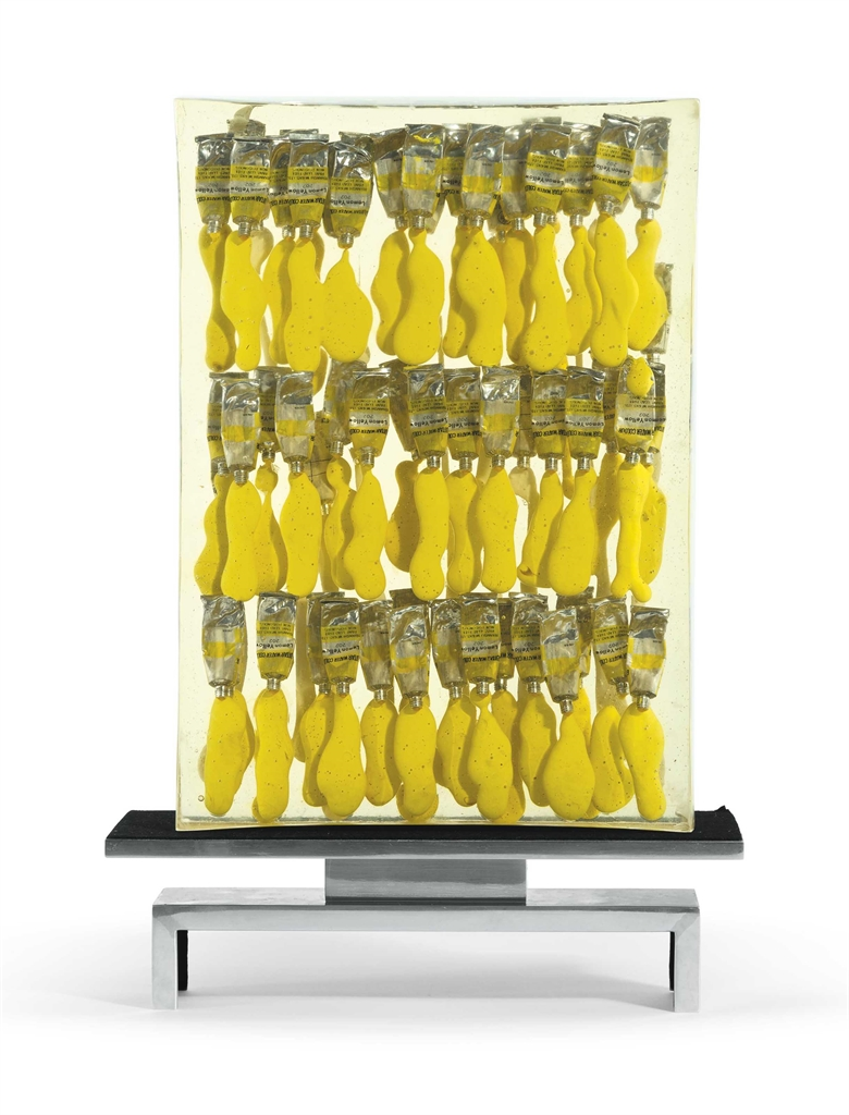 Arman-Accumulation in Lemon-1967