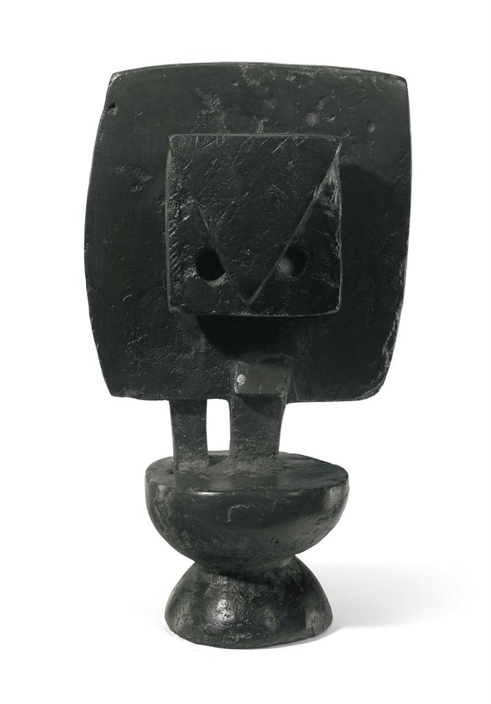 Pietro Cascella-Mask-1963