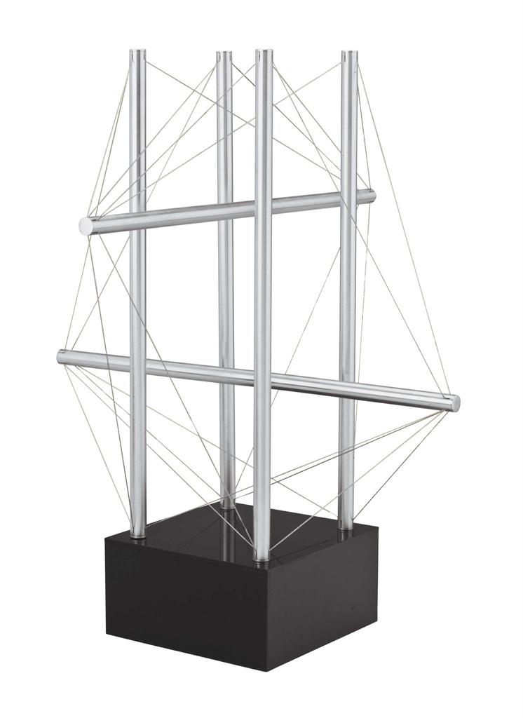 Kenneth Snelson-Maquette for Six #2-1967