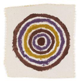 Kenneth Noland-Untitled-1960