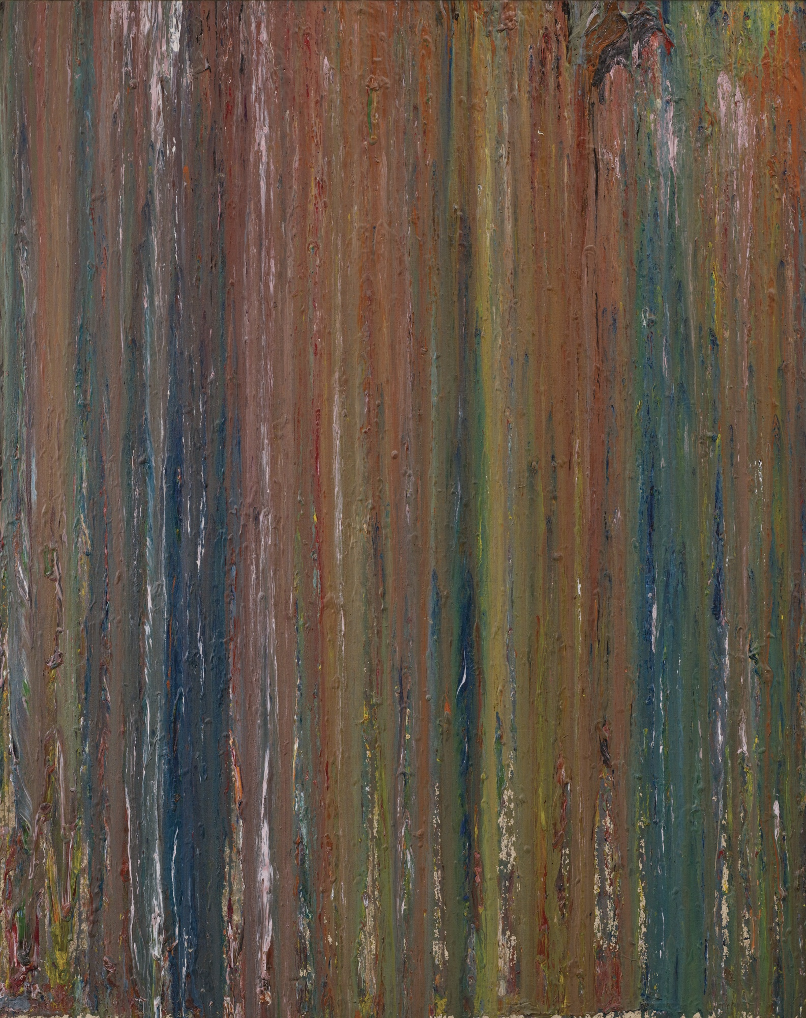 Larry Poons-Untitled Lp 19-1974