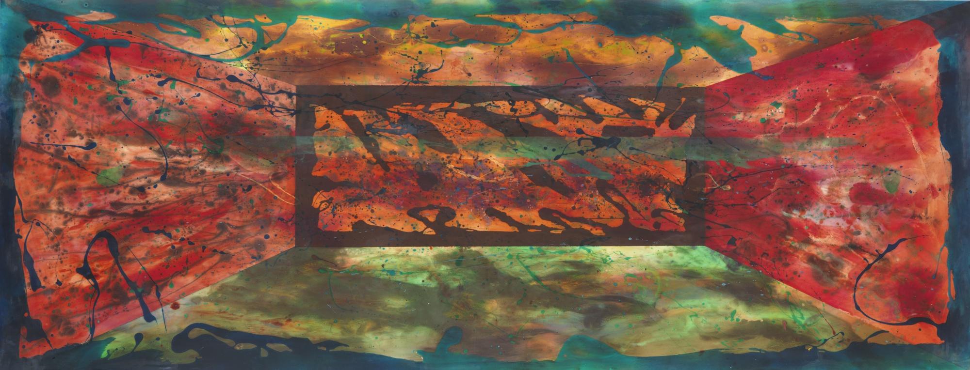 Ron Davis-Horizon Frame-1972