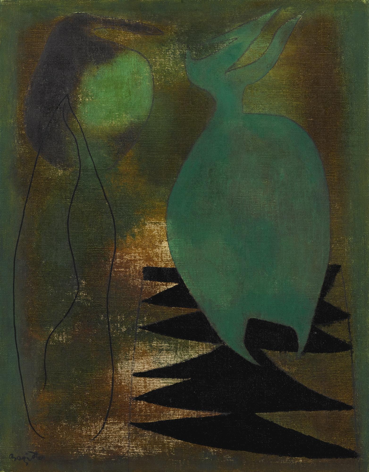 William Baziotes-Autumn-1954