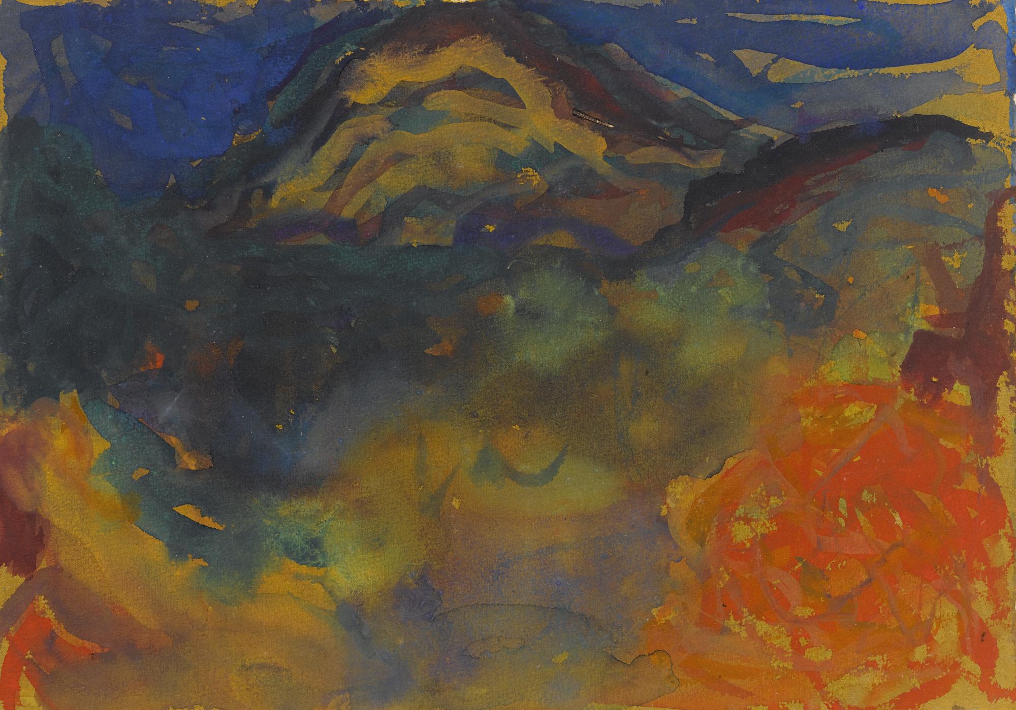 Jan Muller-P-14 Carcassonne Mt. Number 19-1953
