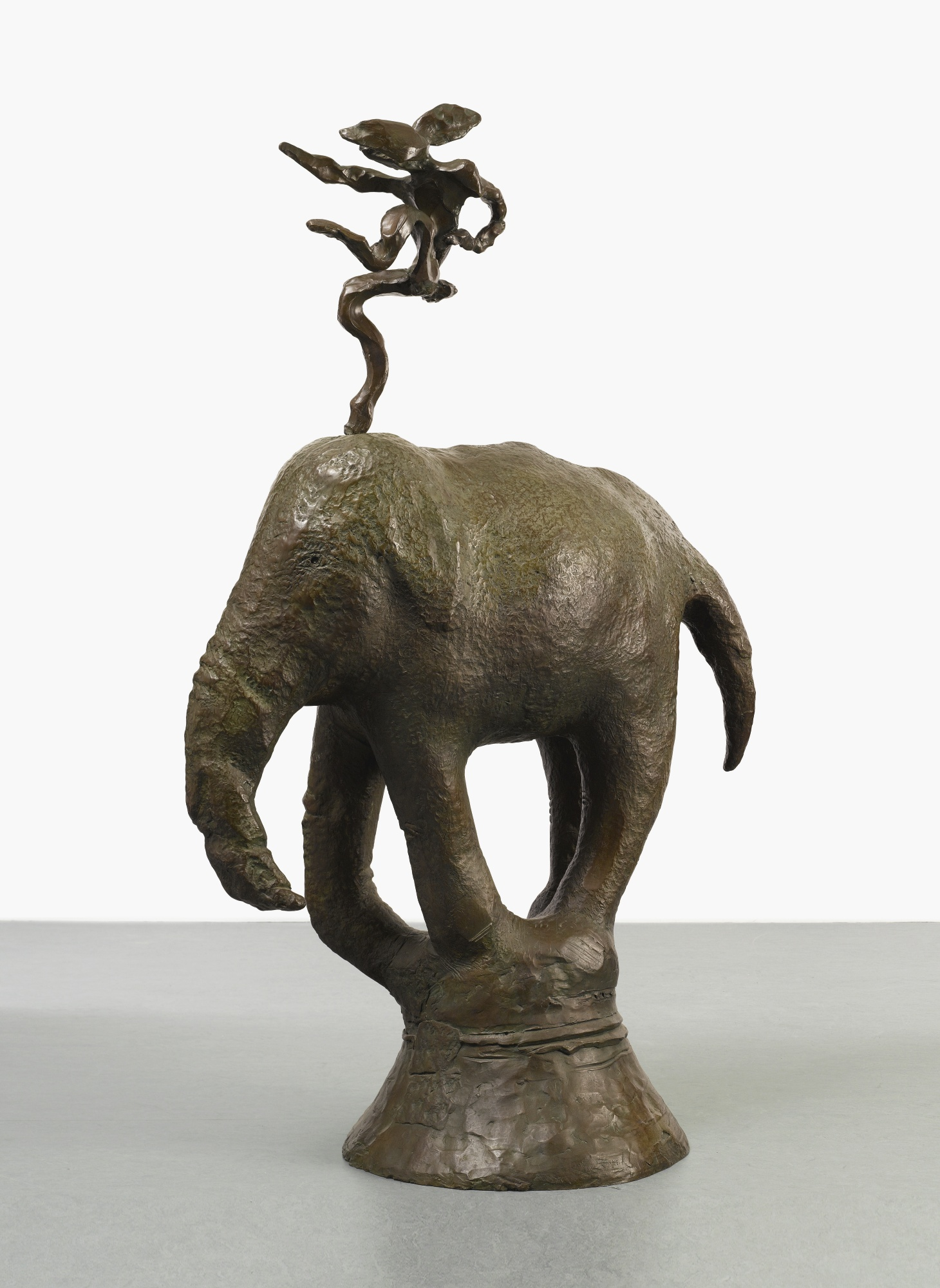 Barry Flanagan-Baby Elephant-1984
