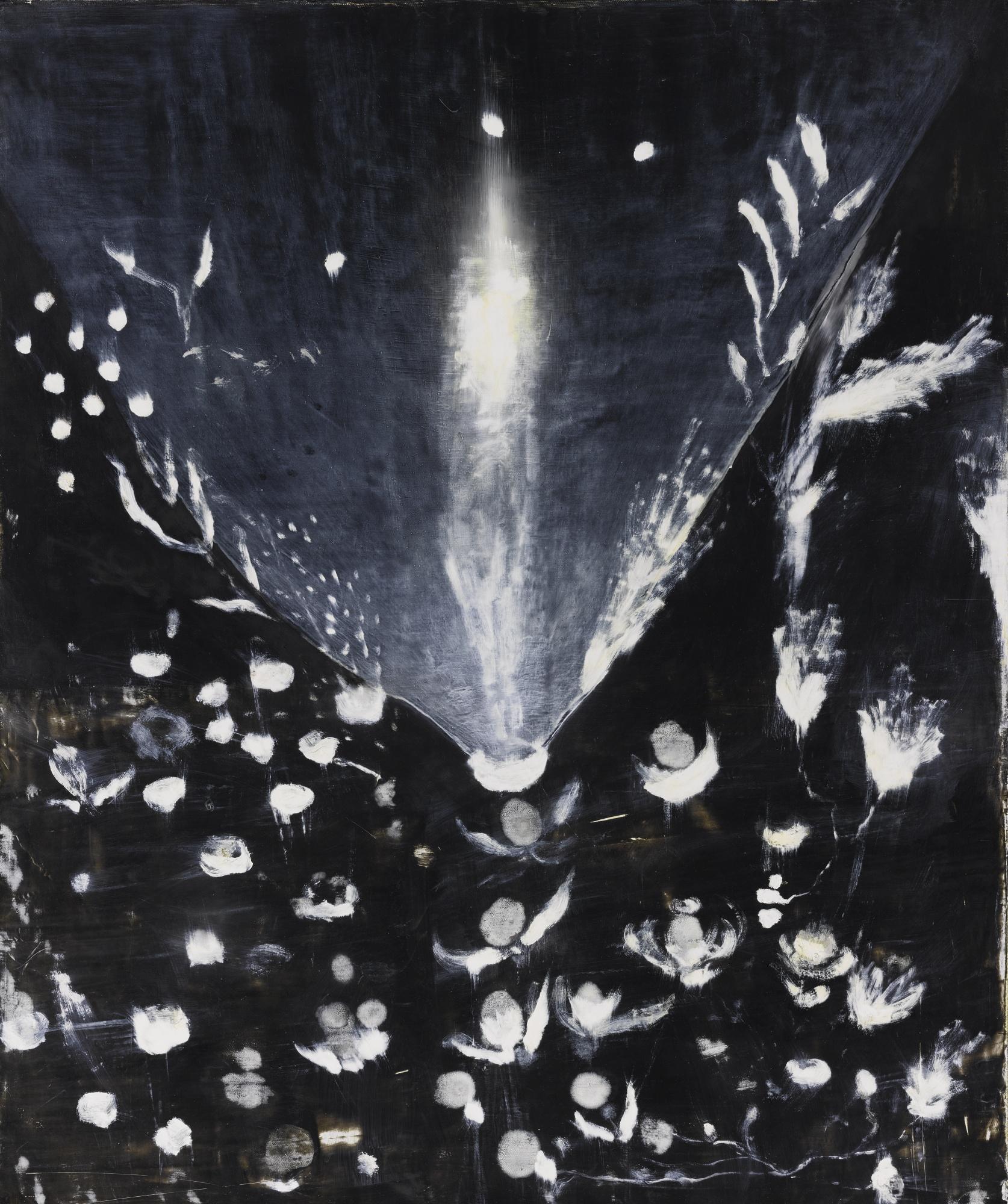 Ross Bleckner-Love's Fairytale-1992