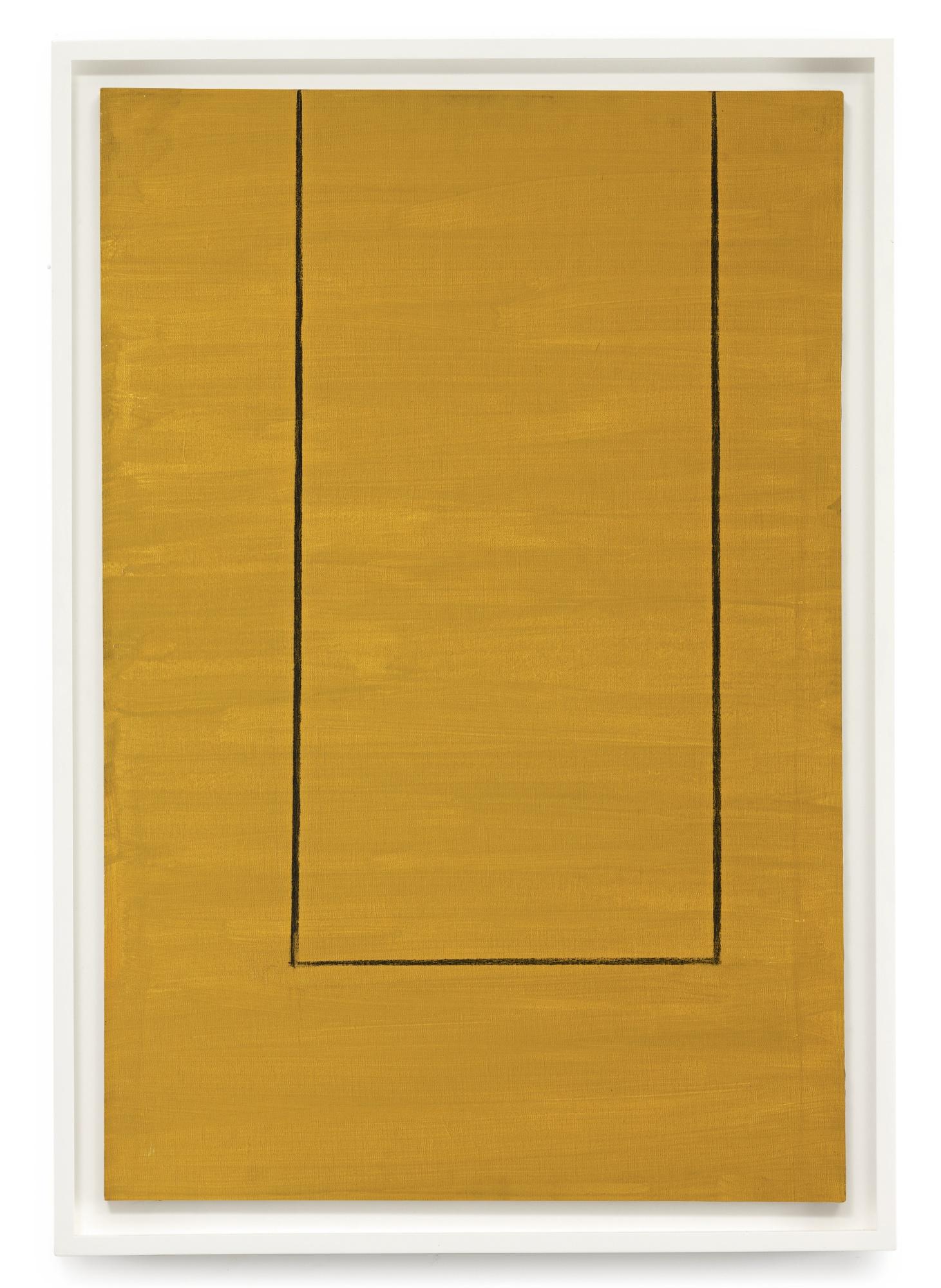 Robert Motherwell-Open Study No. 4-1968