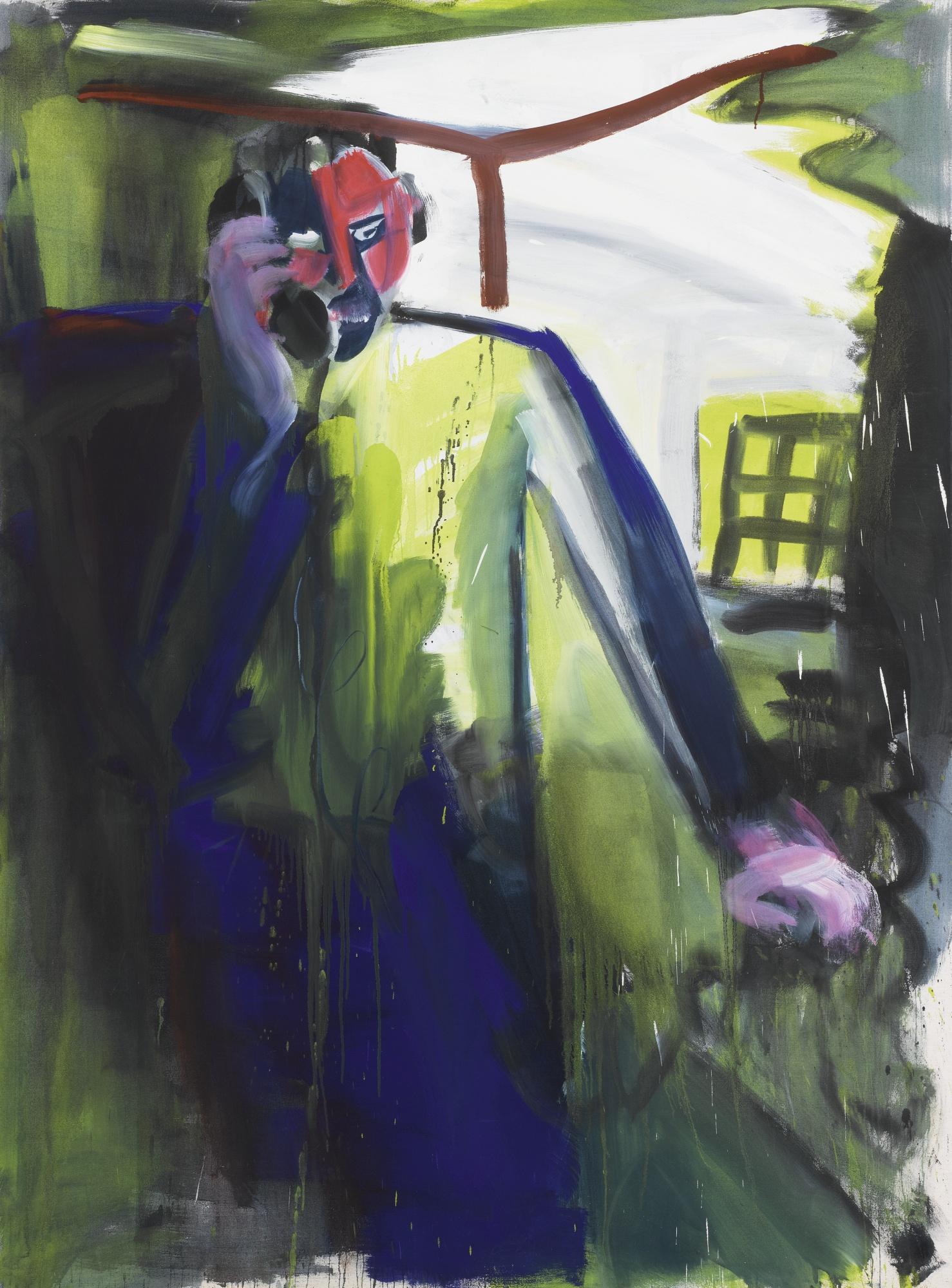 Karl Horst Hodicke-Telefonzelle-1982