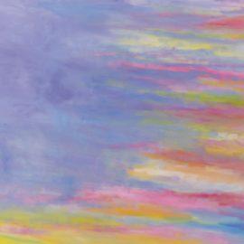 Jean-Baptiste Bernadet-Study For Sunset 23 (After F. Church)-2014