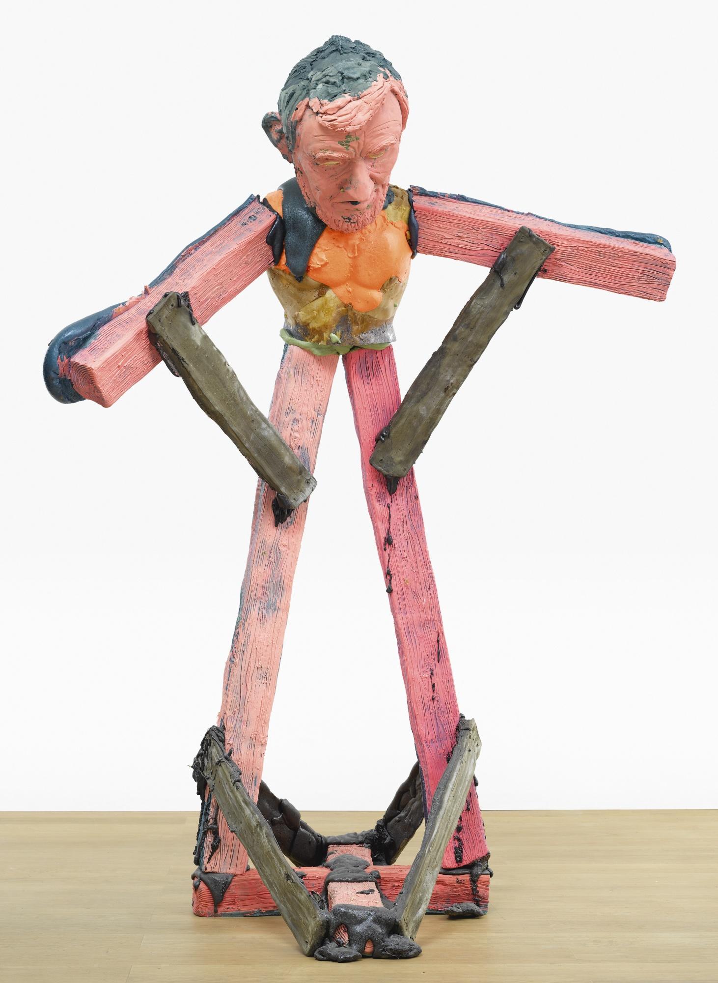 Folkert de Jong-Wicker Man-2007