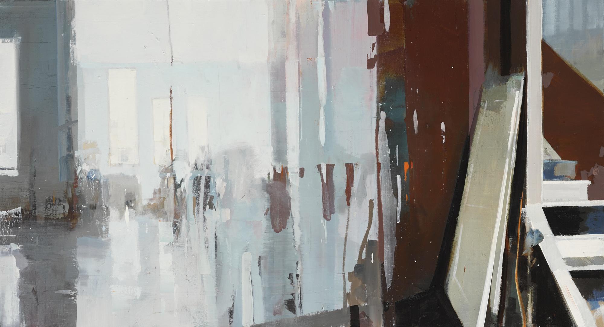 Alex Kanevsky-Old Studio-2009