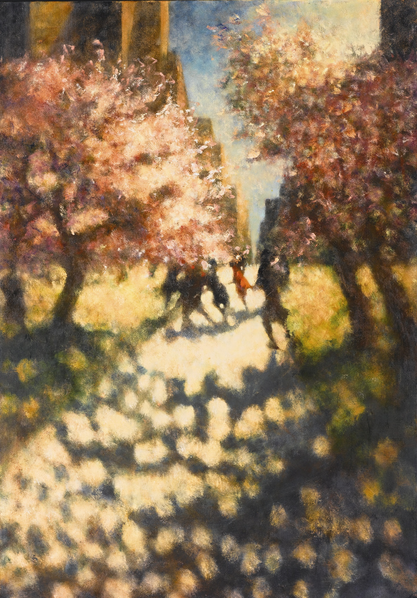 Bill Jacklin-After The Dance Great Lawn 1-2000