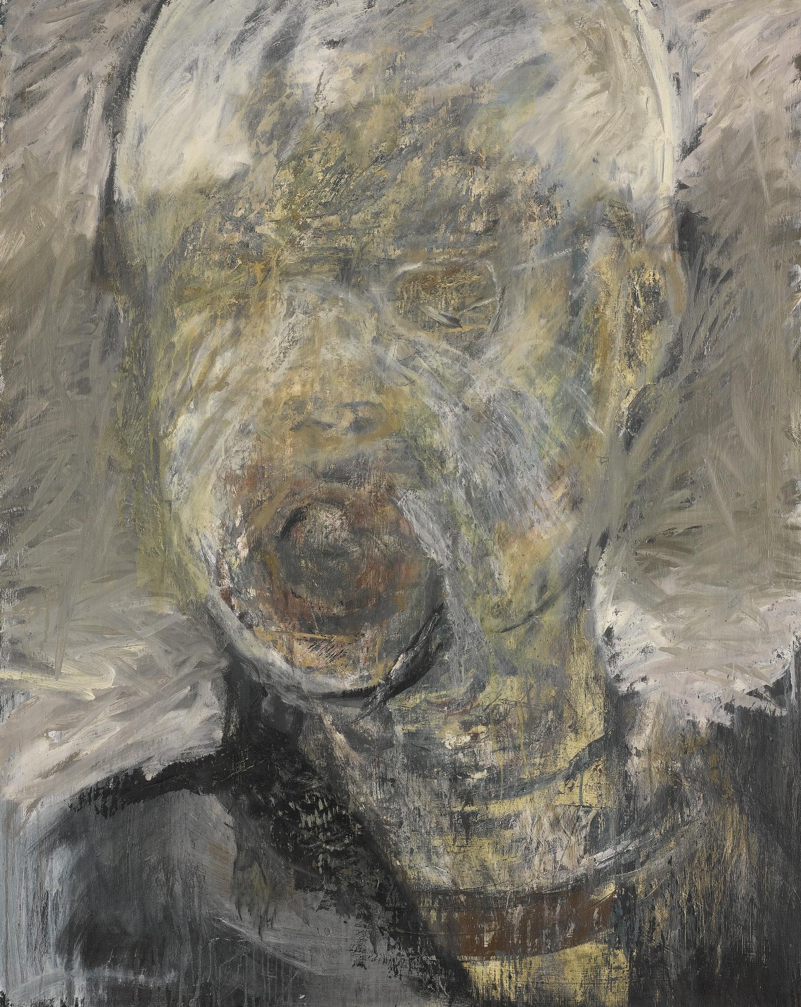John Brown-Human Head #5-1987