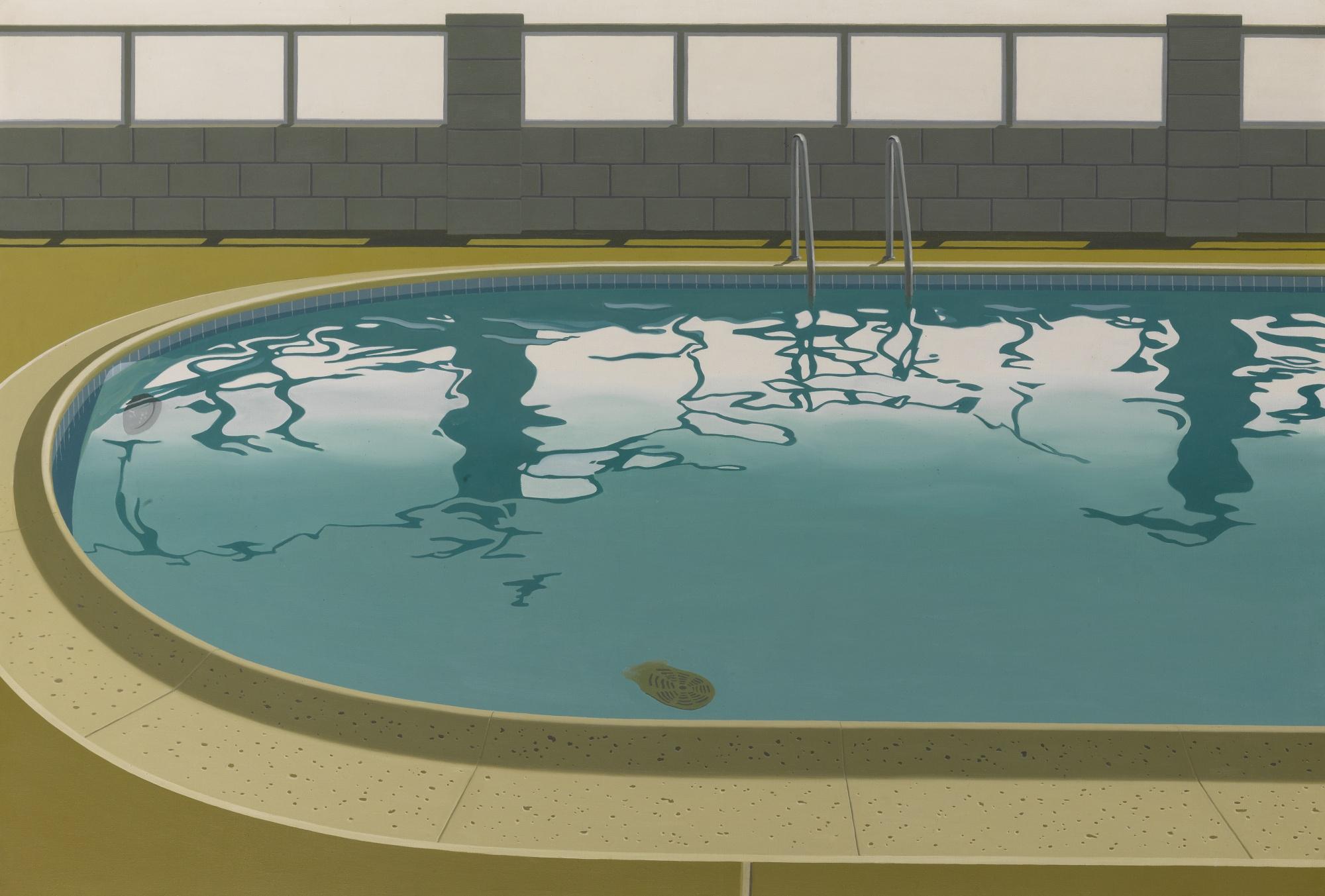 Robert Cottingham-Pool-1969