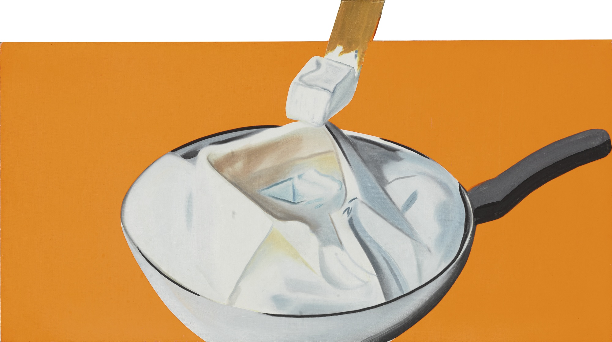 James Rosenquist-Leaky Neck -1978