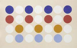 Thomas Downing-Grid Four Saranac-1971