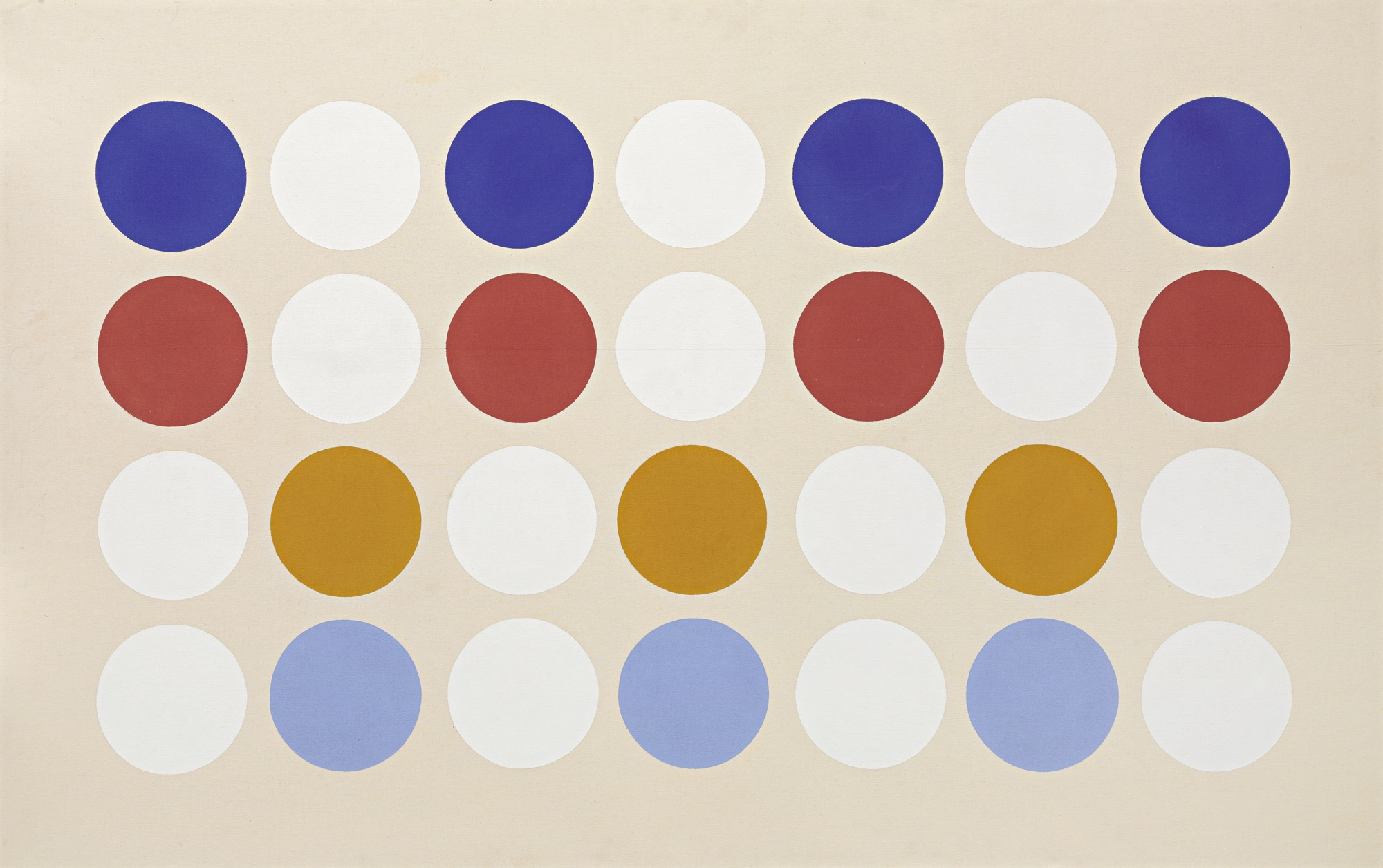 Thomas Downing-Grid Four Saranac-1971