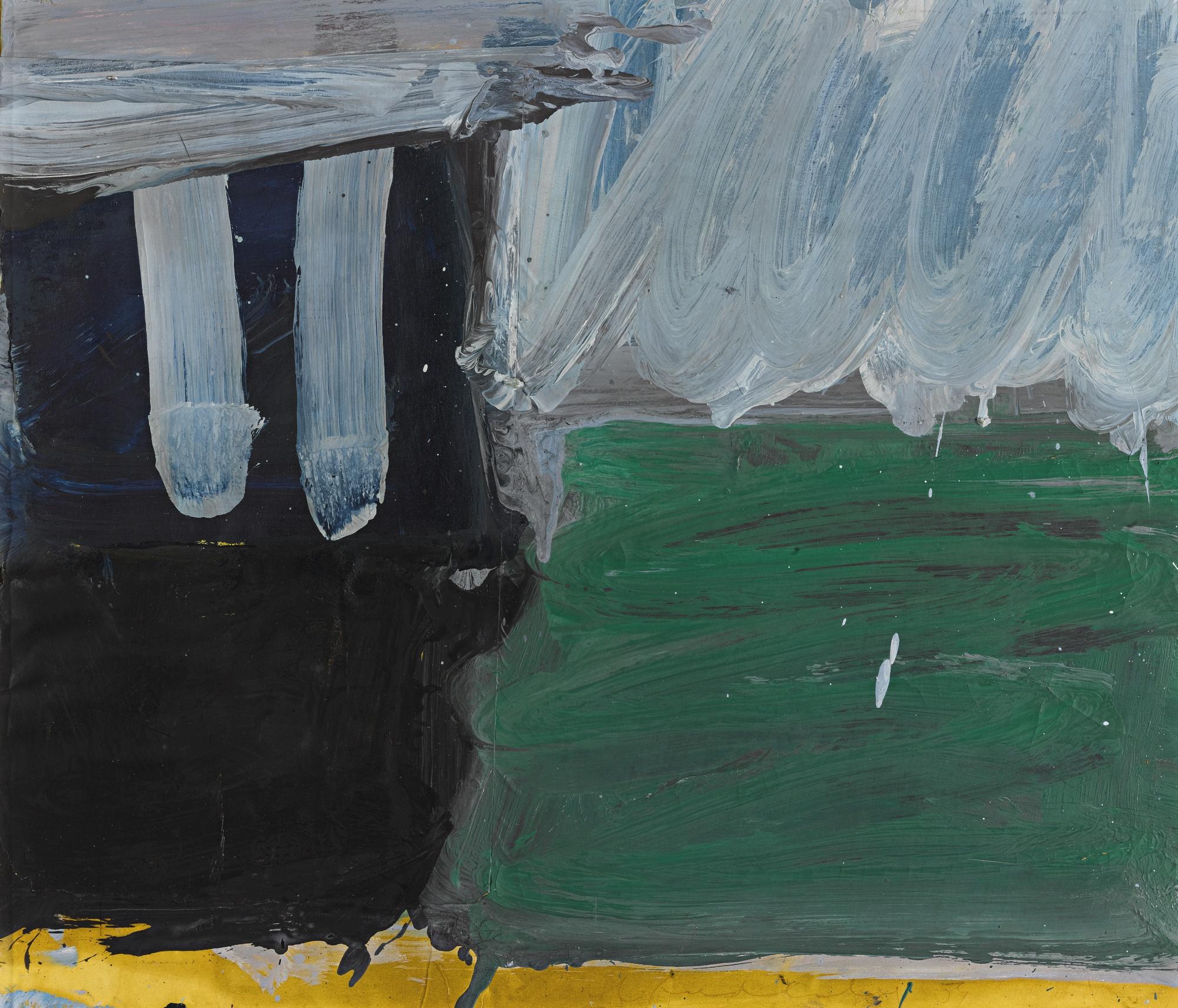 Alfred Leslie-Untitled-1959