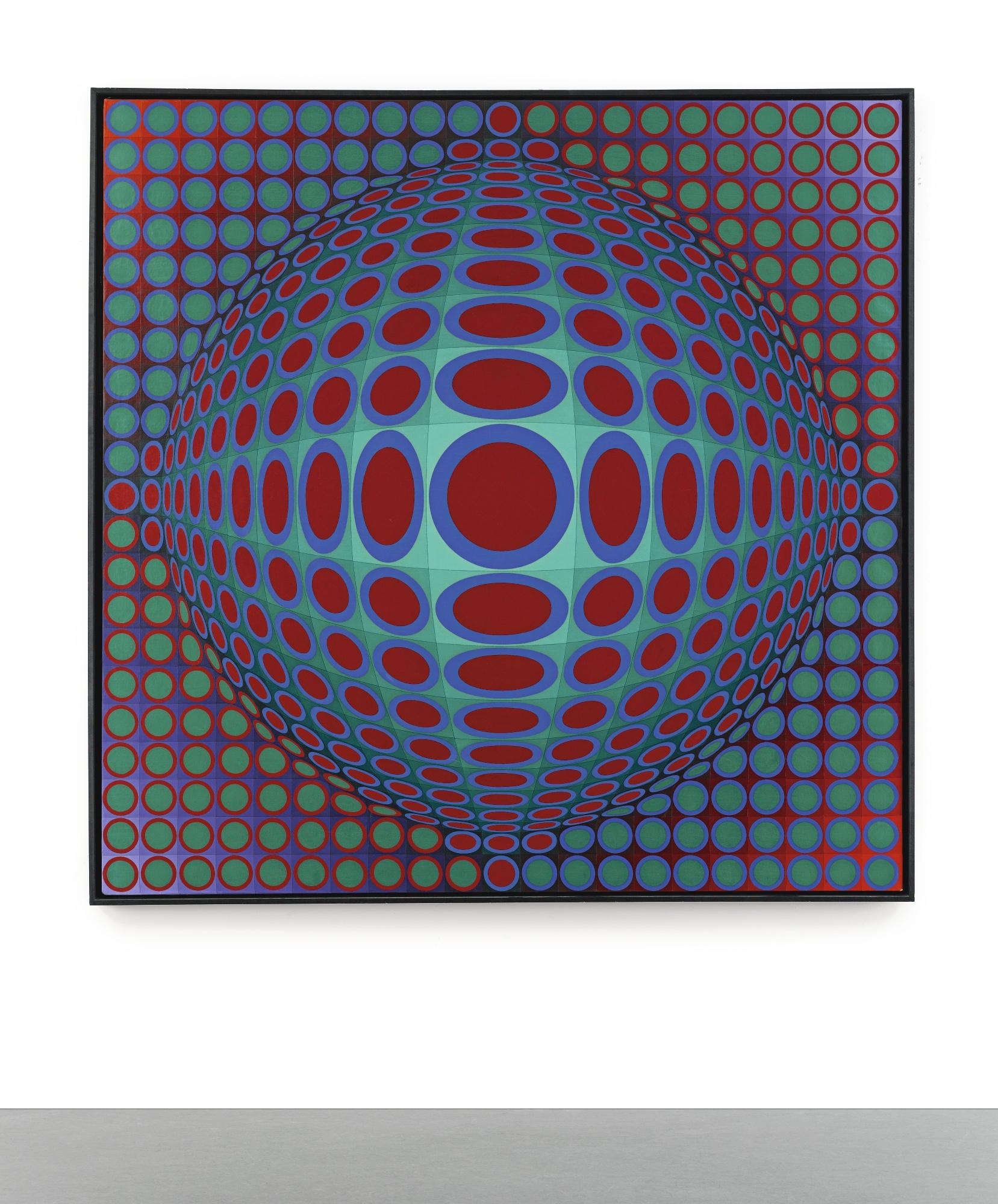 Victor Vasarely-VÉGa-222-1970