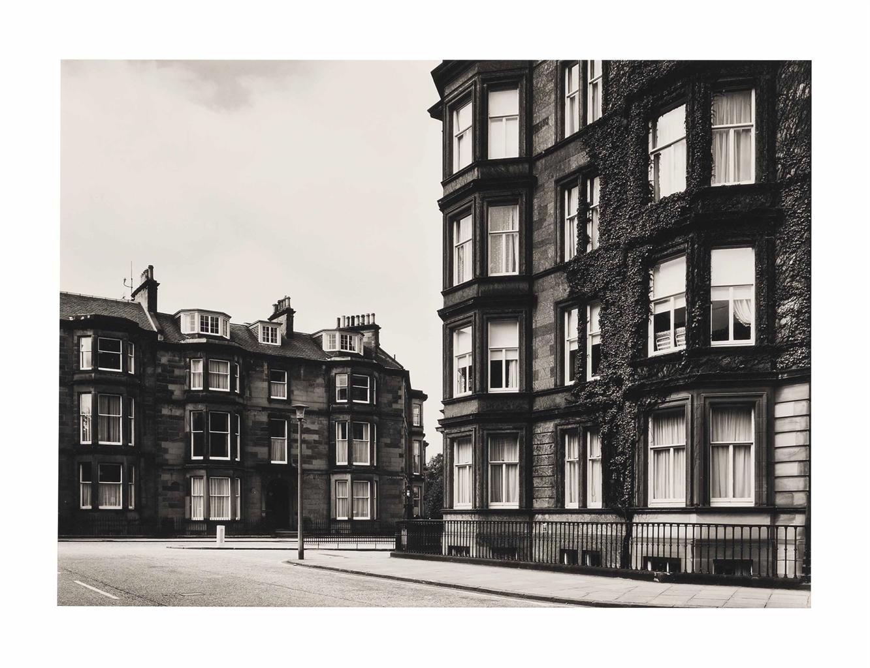 Thomas Struth-Palmerston Place Edinburgh 1985-1989