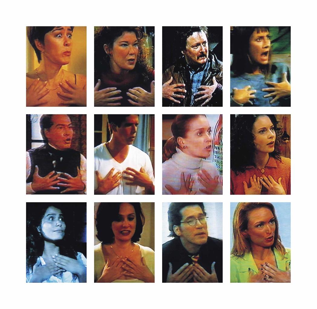 Julian Rosefeldt-Soap Sample V-2001