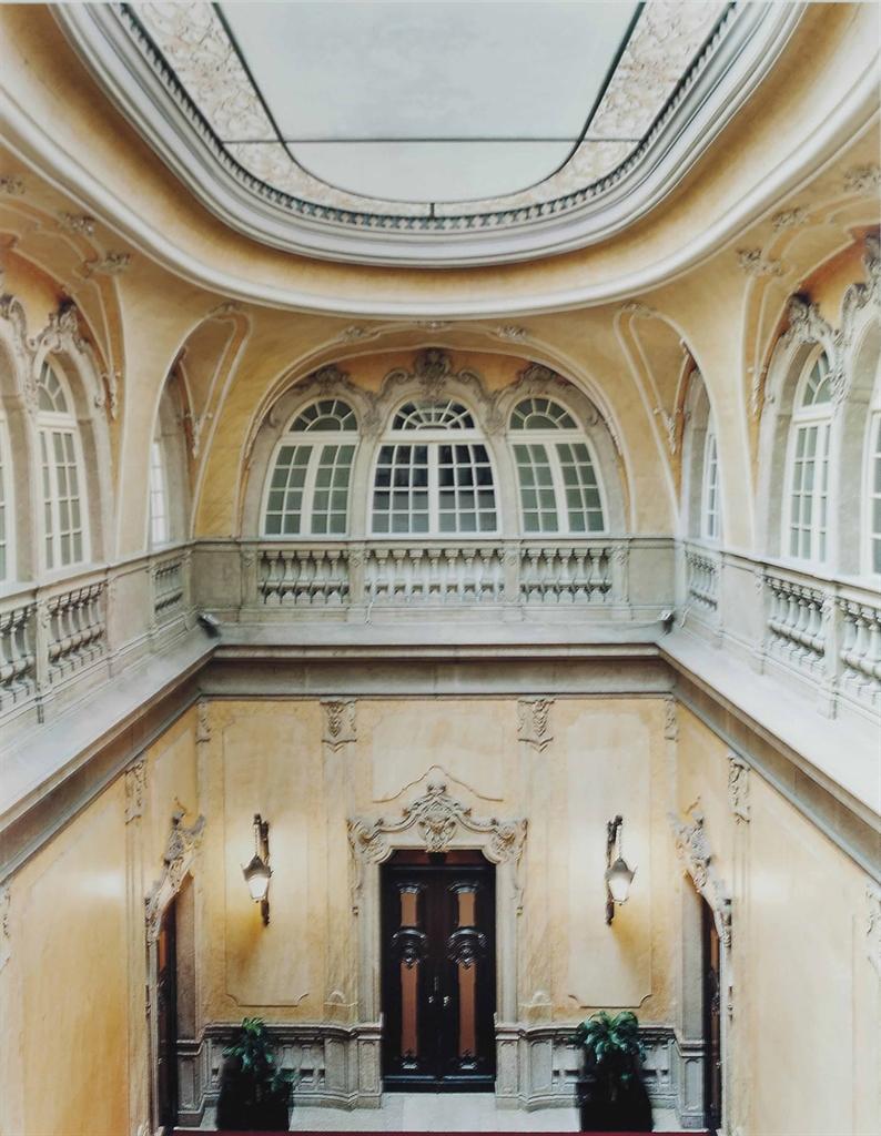Candida Hofer-Ministério da Economia e da Inovação Palácio da Horta Seca Lisboa I 2005 (Ministry of Economy and Innovation Horta Seca Palace Lisbon I 2005)-2005