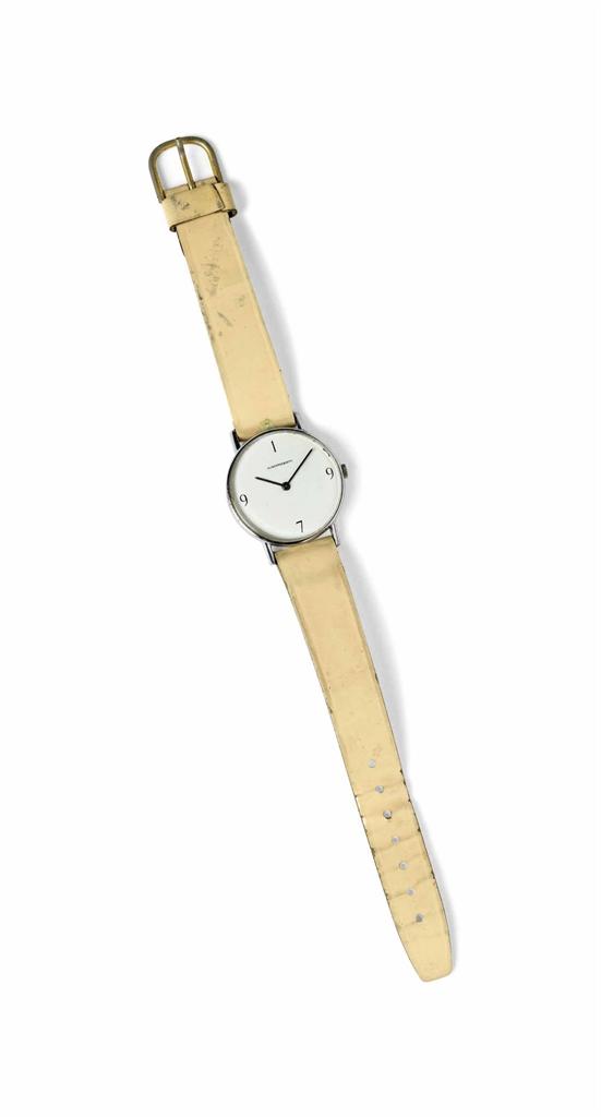 Alighiero Boetti-Orologio annuale (bianco) (Annual watch (white))-1979