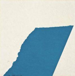 Sol LeWitt-Torn Paper-1975