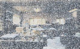 Art & Language-The studio in the Snow-2009