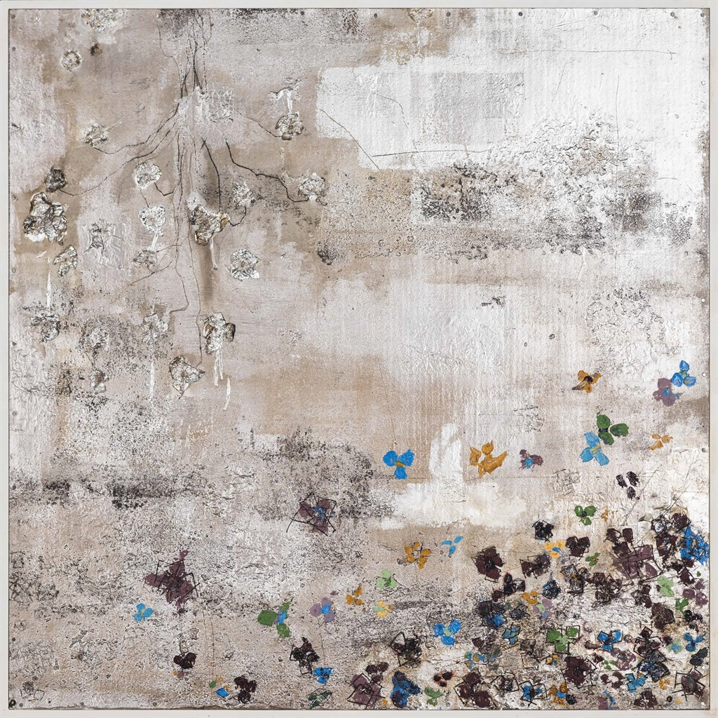 Hugo McCloud-Still Life Painting #3-2012