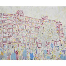 David Korty-Untitled (Trafalgar Square)-2004